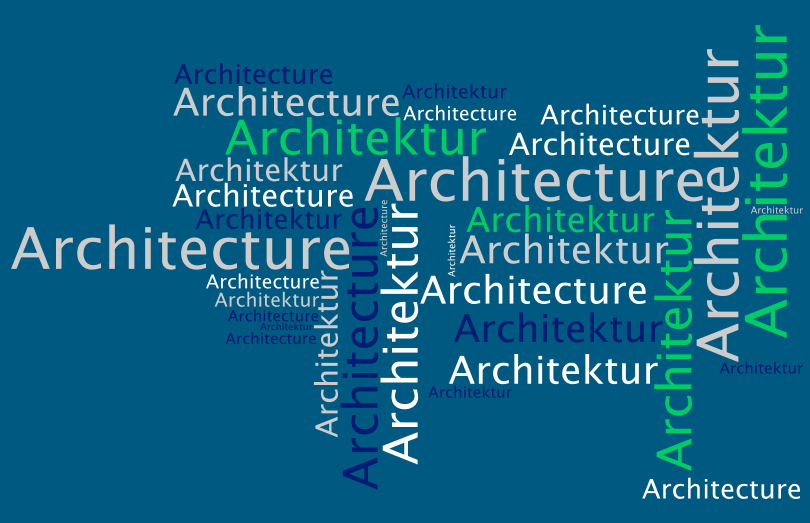 Wordle Architektur