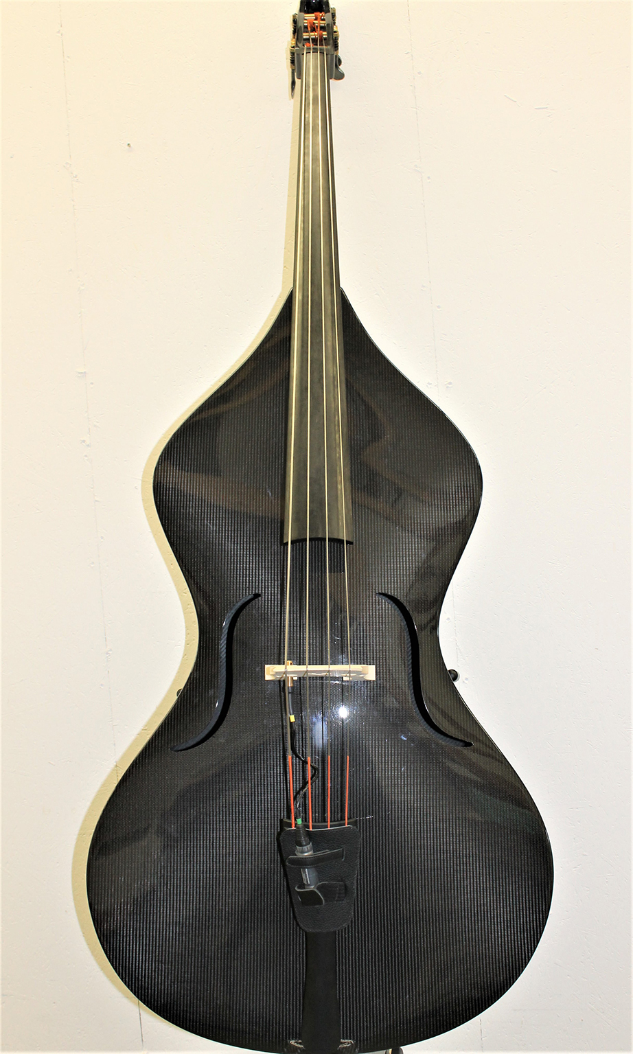 Detachable double bass