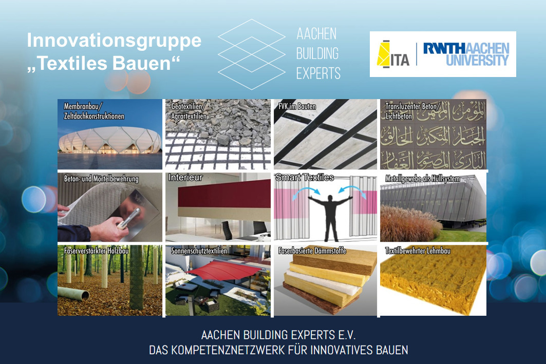 Innovationsgruppe Textiles Bauen